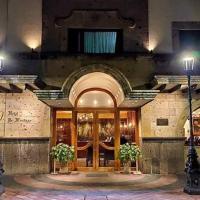 Hotel de Mendoza, hotel in Guadalajara