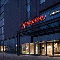 Hampton By Hilton Leeds City Centre, hotel a Leeds