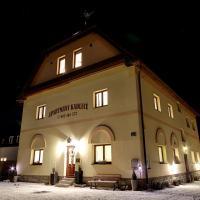 Apartmany Kadleců, отель в городе Волари