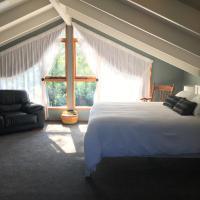 Kakariki Olives, hotell i Redwoods Valley