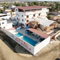 Hotel Sea World, hotel em San Jacinto