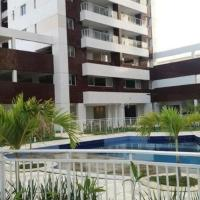 Riviera CONDOMINIO Clube - BOA VIAGEM, hotel near Recife / Guararapes-Gilberto Freyre International Airport - REC, Recife
