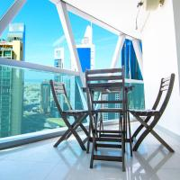 Lux BNB Park Towers DIFC -2BDR