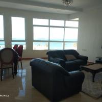 Beachfront Apartment (Boulevard Mohammed VI)