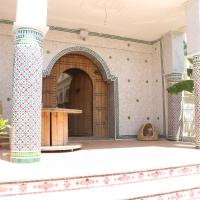 Villa-Riad El menzeh