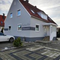 Gästehaus Erle, hotel in zona Aeroporto di Memmingen - FMM, Memmingen