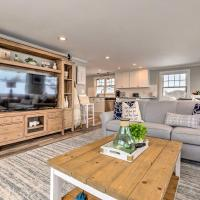 Bourne Home with Deck, Steps From Cape Cod Canal, hotel in Bourne
