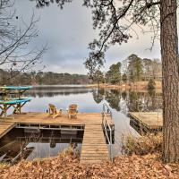 Renovated Lakefront Escape with Private Dock