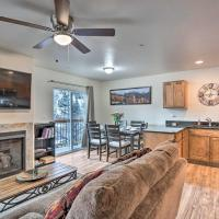 Modern Townhome with Deck Steps to Ouray Hot Springs