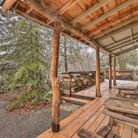 Peaceful Creekside Cabin, 8 Mi to Kings Canyon NP!