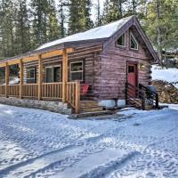 Private Red Feather Lakes Cabin on 2 Private Acres, hotel in Red Feather Lakes