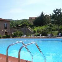 Hotel Residence Sant'Uberto, hotell i Roccastrada