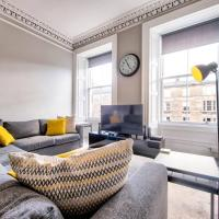 ALTIDO Lothian Road 4 Bed Sleeps 7 - Great City location!