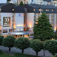 Hôtel Le Méditerranée, hotel in Lourdes
