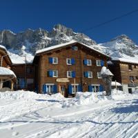 Berghaus Sulzfluh - Alpenhütte, hotel in Sankt Antönien