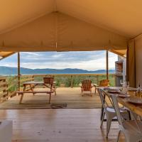 AfriCamps at White Elephant Safaris, hotel in Pongola Game Reserve