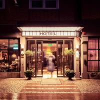 Best Western Plus Hotel Noble House, hotell i Malmö