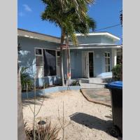 Beautiful House near Mangel Halto Beach, hotel em Savaneta