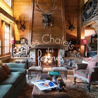 Chalet Forêt Noire, Collection Chalets des Fermes - Megève