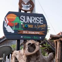Sunrise Lodge & Lounge, hotel in Singaraja