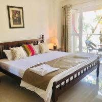 Luxurious 2BHK PoolView Apartment in Anjuna Vagator