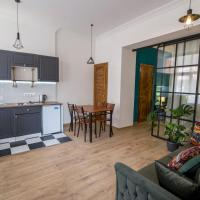 Charming Apartment in Tbilisi City Center