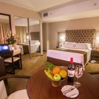 デルピラールミラフローレスホテル、リマのホテル