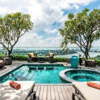 Silverland Jolie Hotel, hotel em Cidade de Ho Chi Minh