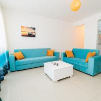 Luxury Three-Bedroom Apartment with Sea View A4