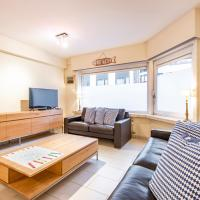 Centrally located apartment in Knokke