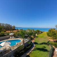 Pandora Beach Front Luxury Villa