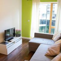 1 Bed Apartment with Balcony in Modern Development