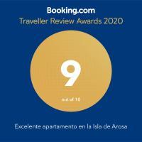 Excelente apartamento en la Isla de Arosa