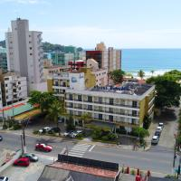 Hotel Beira Mar, hotel em Itapema