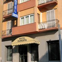 Hotel Europa, hotel in Girona