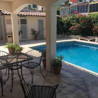 Hotel magallanes Acapulco con cocineta 100 Metros de playa