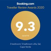 3 bedroom/ 3 bathroom villa, Sal, Cape Verde