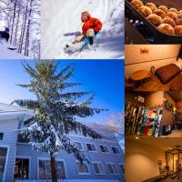 Lodge Raven, hotel in Madarao Mountain Resort, Myoko