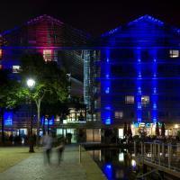 Holiday Inn Express Paris-Canal De La Villette, an IHG hotel, ξενοδοχείο σε 19ο διαμ., Παρίσι