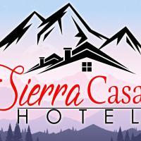 Sierra Casas Hotel, hotel sa General Tinio
