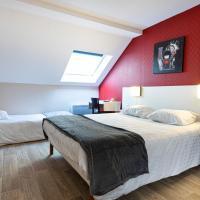 Hotel-Restaurant Espace Squash 3000, hotel in Mulhouse