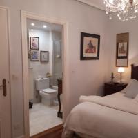 Habitación con baño privado en Duplex Getxo