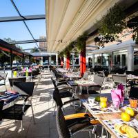 Hotel-Restaurant Espace Squash 3000, hôtel à Mulhouse