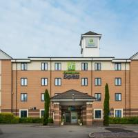 Holiday Inn Express London - Dartford, an IHG Hotel, hotel in Dartford