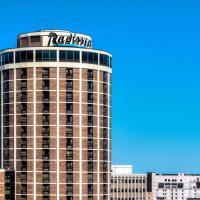 Radisson Hotel Duluth-Harborview, hotel in Duluth