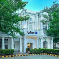 Radisson Blu Marina Hotel Connaught Place, hotel en Nueva Delhi