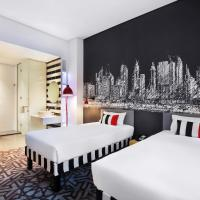 ibis Styles Dubai Airport Hotel, hotel near Dubai International Airport - DXB, Dubai