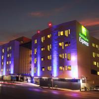 Holiday Inn Express Mexico Aeropuerto, an IHG Hotel, hotel in Mexico City