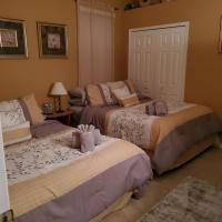 Private 1 bedroom and 1 bathroom, hotel near Orlando Sanford International Airport - SFB, Lake Mary