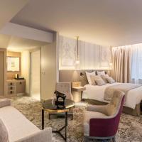Hôtel & Spa Les Sept Fontaines Best Western Premier, hôtel à Tournus